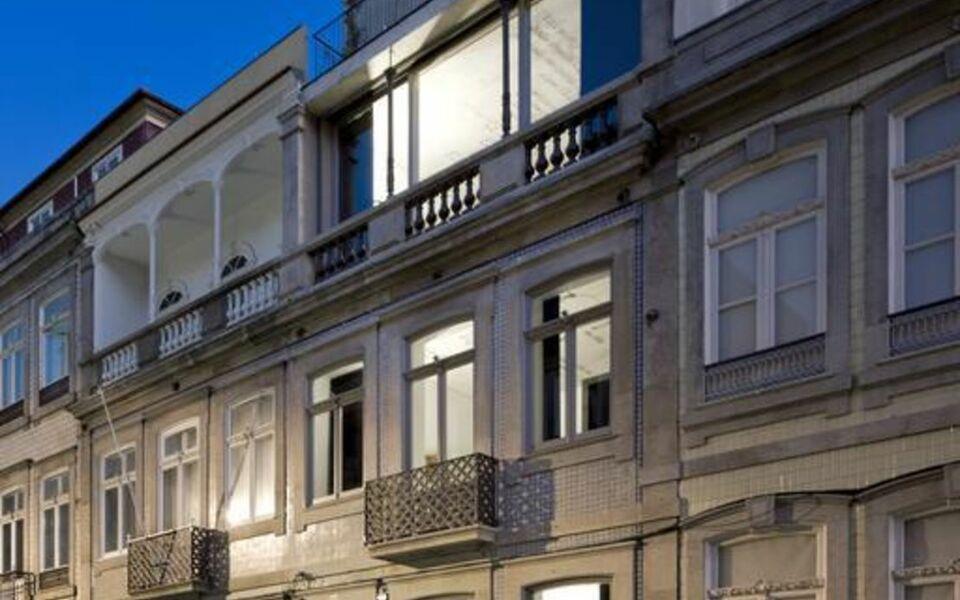 Casa do conto a design boutique hotel porto portugal for Hotel design porto