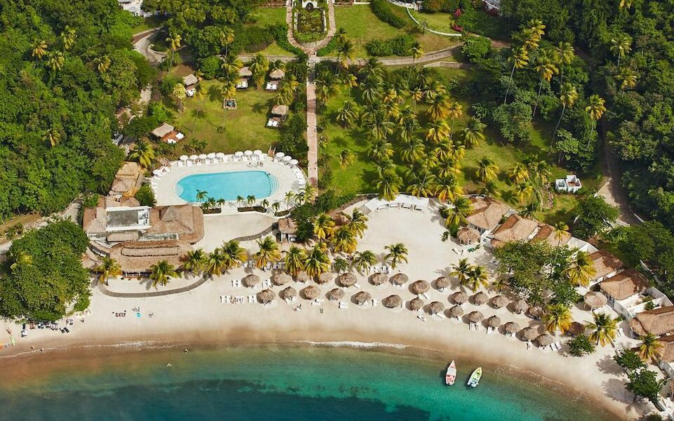 Sugar Beach A Viceroy Resort Soufrière St Lucia