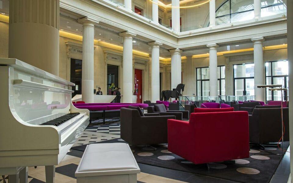 radisson blu hotel nantes  a design boutique hotel nantes