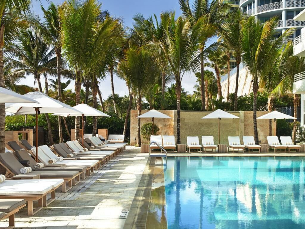 Royal Palm South Beach Miami A Tribute