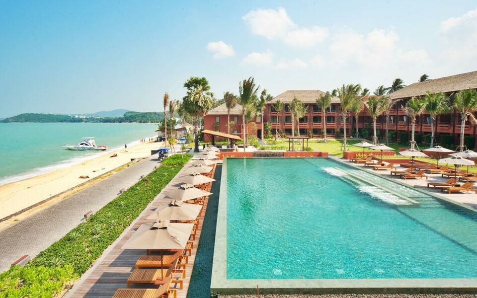 Hansar Samui Resort And Spa Thailand