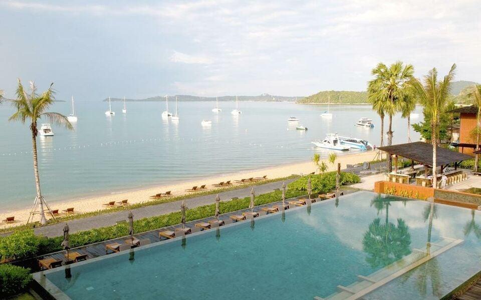 Hansar samui resort spa a design boutique hotel koh for Design hotel koh samui
