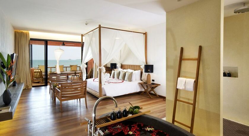hansar samui resort spa koh samui thailand. Black Bedroom Furniture Sets. Home Design Ideas