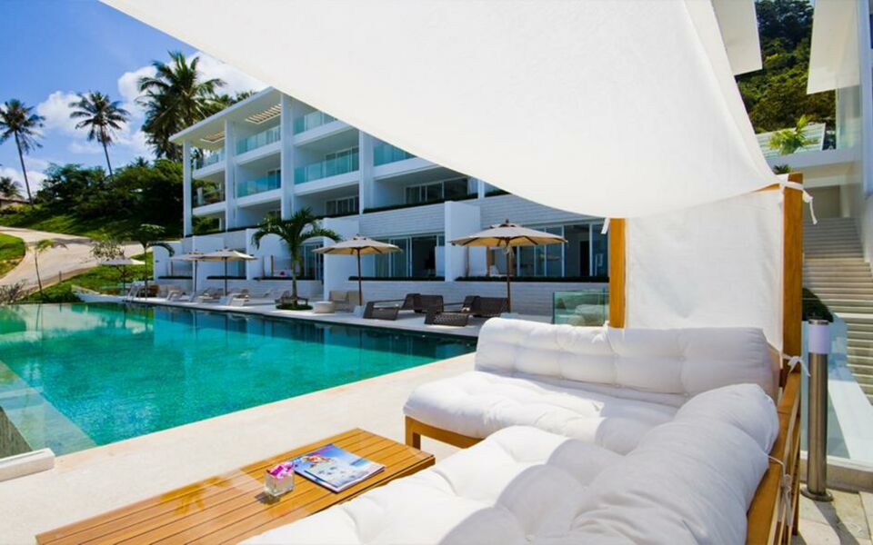 Code a design boutique hotel koh samui thailand for Design hotel koh samui