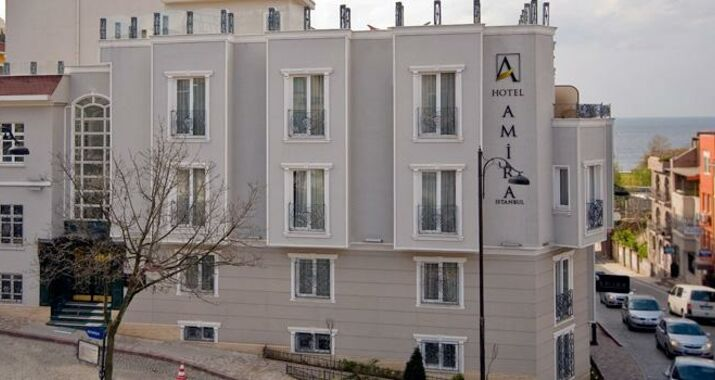Hotel amira istanbul istanbul t rkei for Dekor hotel laleli istanbul
