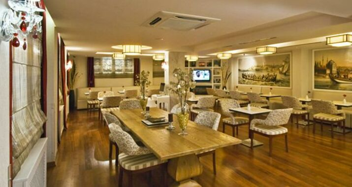 Hotel amira istanbul istanbul t rkei for Dekor hotel istanbul