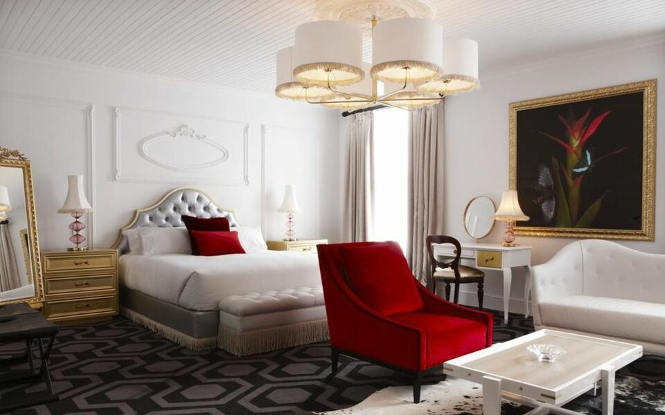 Alphen boutique hotel constantia s dafrika for Alpen boutique hotel