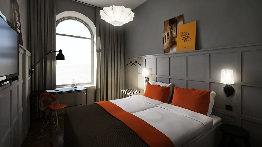 Grand central by scandic a design boutique hotel for Boutique hotel stockholm