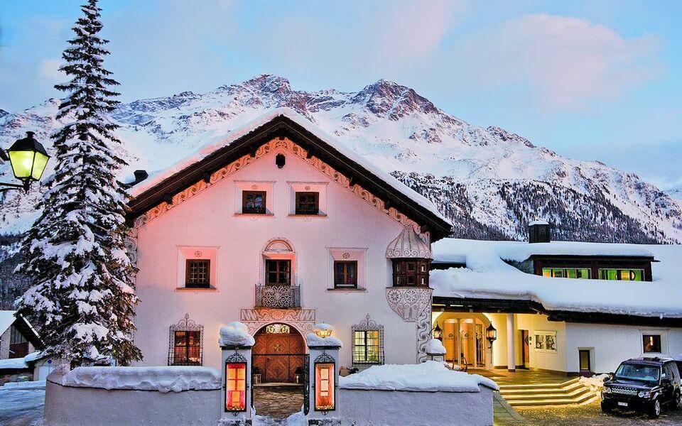 Giardino mountain a design boutique hotel champf r st for Design boutique hotels schweiz