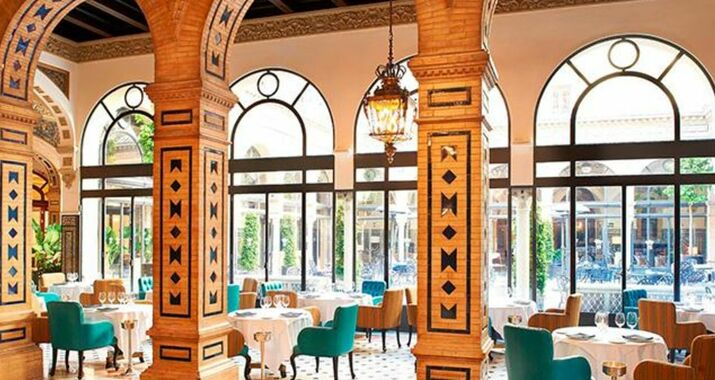 Hotel Alfonso XIII, Seville (8)