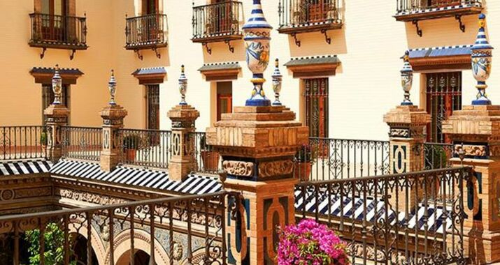 Hotel Alfonso XIII, Seville (9)