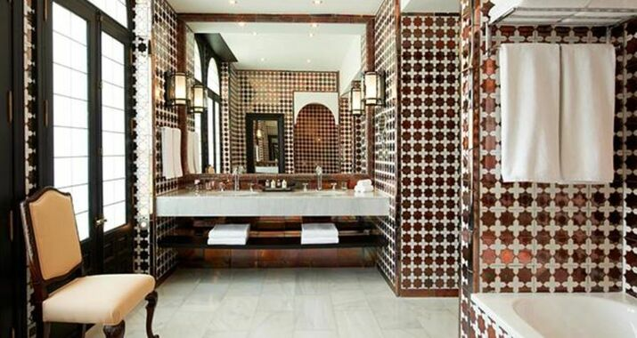 Hotel alfonso xiii a luxury collection hotel a design for Hotel design seville
