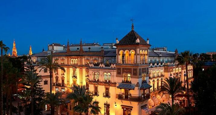 Hotel Alfonso XIII, Seville (20)