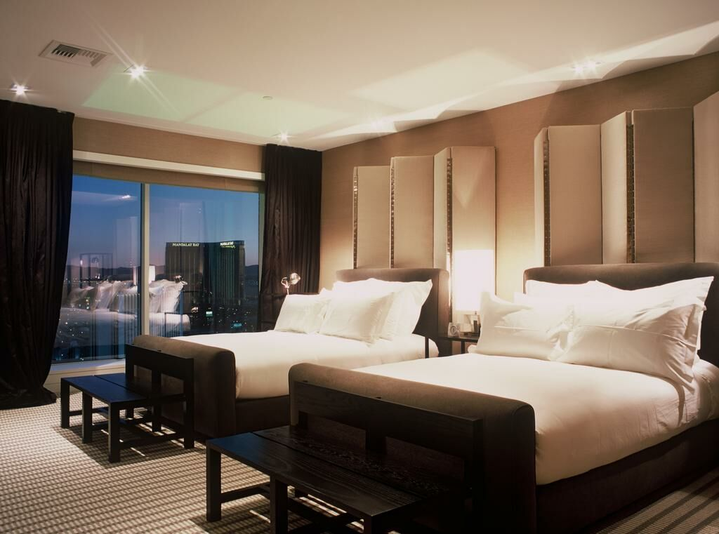 Skylofts at mgm grand a design boutique hotel las vegas - Mgm grand las vegas suites with 2 bedrooms ...