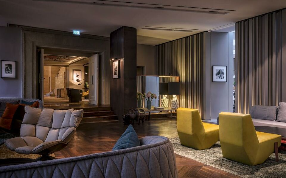 Das stue hotel, a design boutique hotel berlin, germany