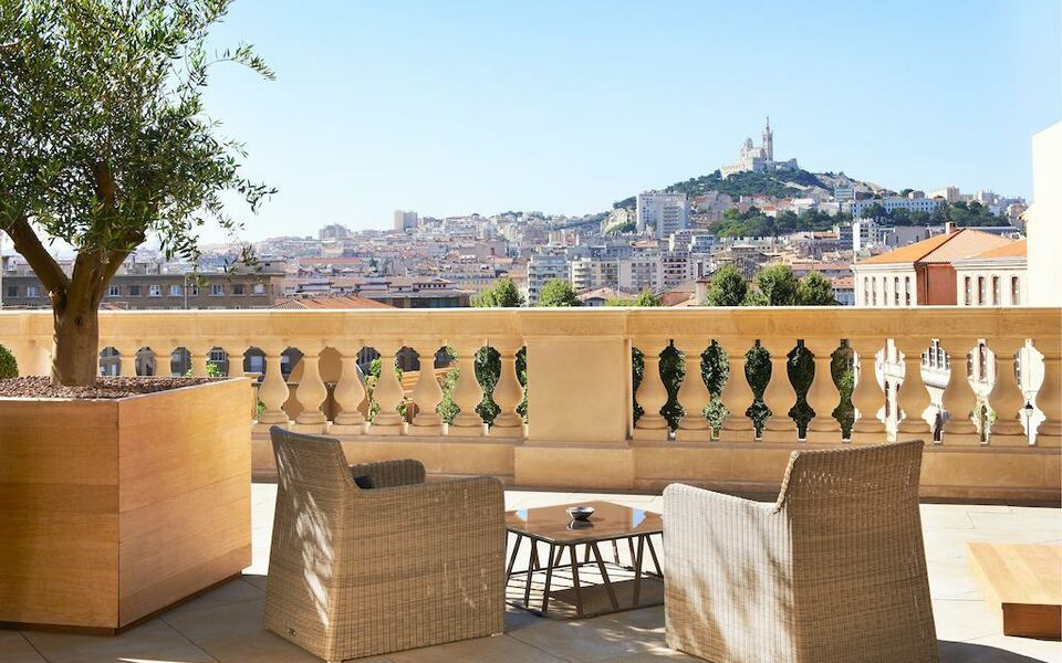 Restaurant Hotel Dieu Marseille