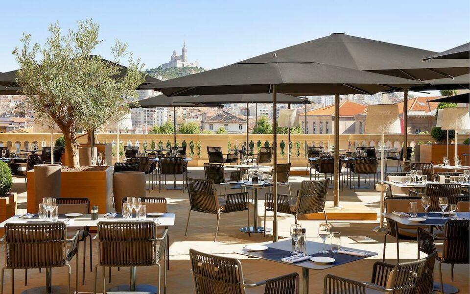 Restaurant Gastronomique Hotel Dieu Marseille