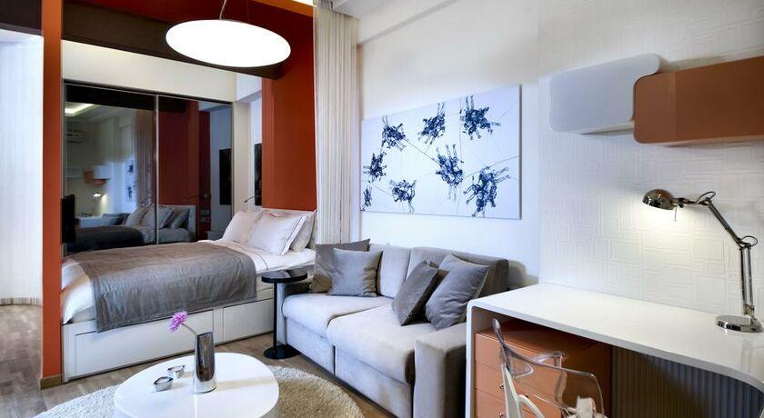 Nuru Ziya Suites A Design Boutique Hotel Istanbul Turkey