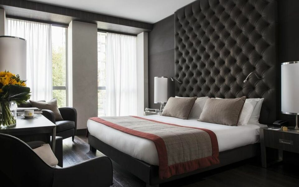 lagare hotel milano centrale mgallery by sofitel. Black Bedroom Furniture Sets. Home Design Ideas