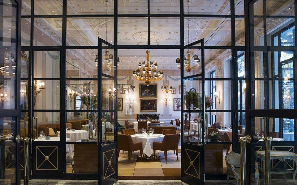 Palazzo parigi hotel grand spa milano a design boutique for Boutique hotel milano centro