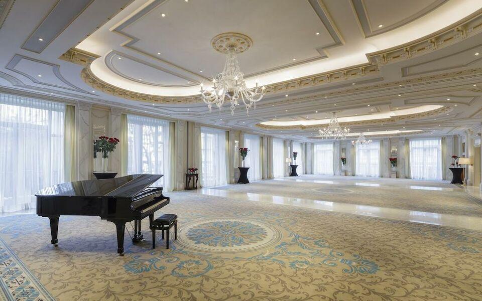 Palazzo parigi hotel grand spa milano a design boutique for Design hotel parigi