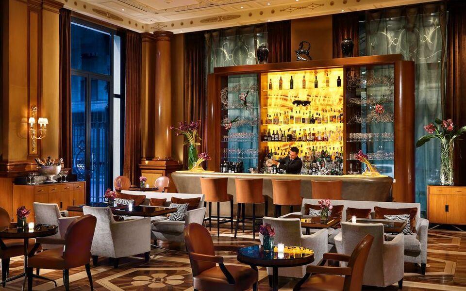 Palazzo parigi hotel grand spa milano a design boutique for Boutique hotel milano