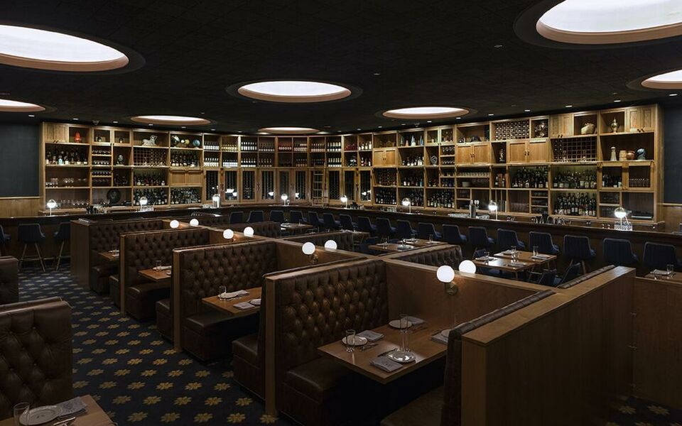 Chicago athletic association a design boutique hotel for Small boutique hotels chicago