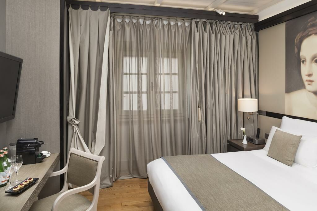 Gran melia rome the leading hotels of the world rome for Leading small hotels