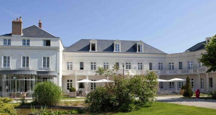 Clarion Hotel Ch 226 Teau Belmont Tours Tours France My