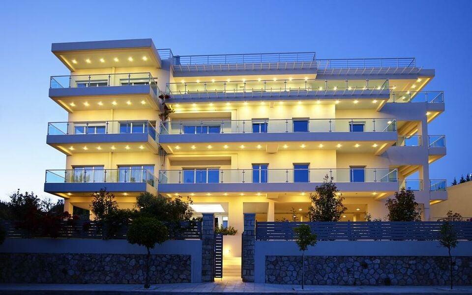 Scale suites a design boutique hotel athens greece for Design boutique hotels athens