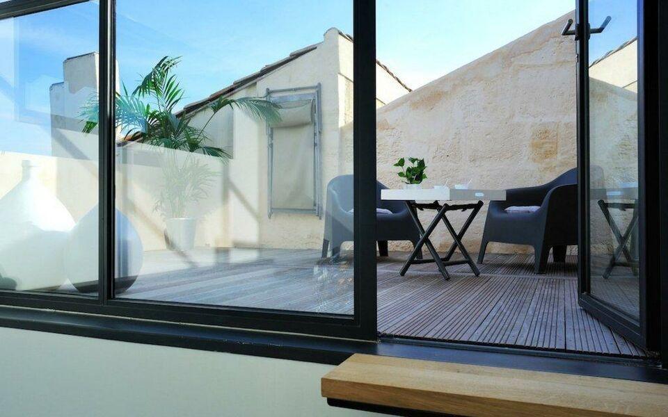 le loft des quais arles france my boutique hotel. Black Bedroom Furniture Sets. Home Design Ideas