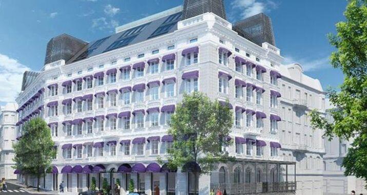 Hotel sans souci wien a design boutique hotel vienna austria for Boutique hotel vienne