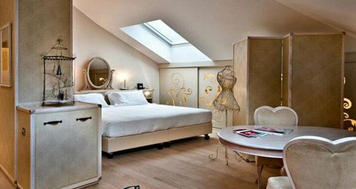 Ch teau monfort relais ch teaux a design boutique for Boutique hotel milano centro