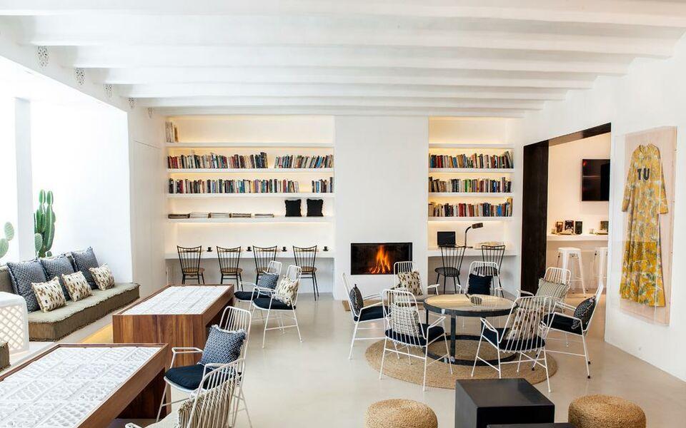 Hm balanguera a design boutique hotel palma mallorca spain for Designhotel palma