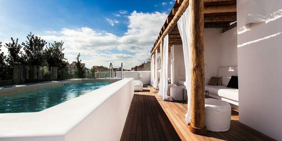 Hm balanguera a design boutique hotel palma majorca spain for Design hotel palma