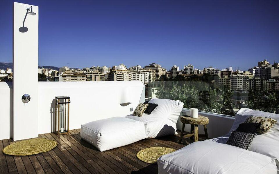 Hm balanguera a design boutique hotel palma mallorca spain for Design boutique hotels mallorca