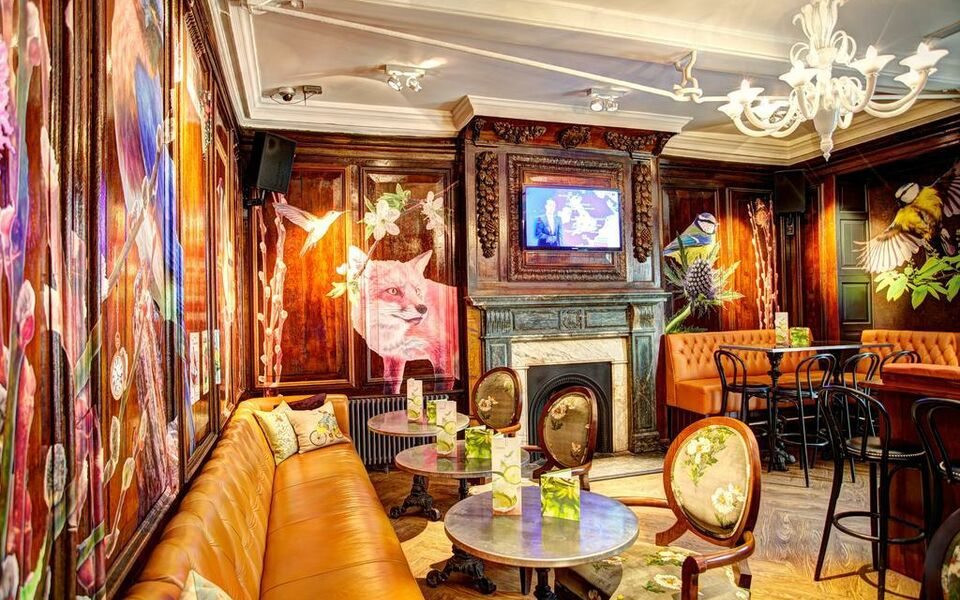 Oddfellows chester chester reino unido for Boutique hotels chester
