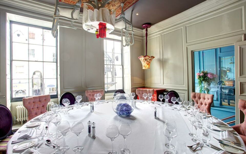 Oddfellows chester chester gro britannien for Boutique hotels chester