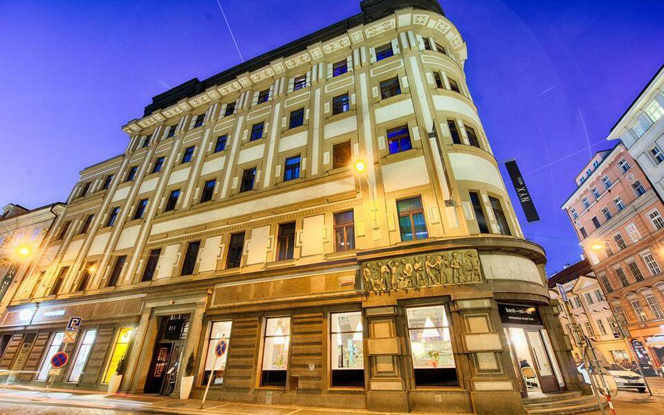 nyx hotel prag