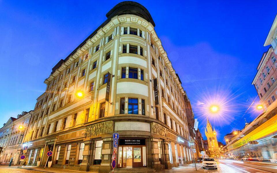 Nyx prague prag tschechische republik for Designhotel elephant praha 1 tschechische republik
