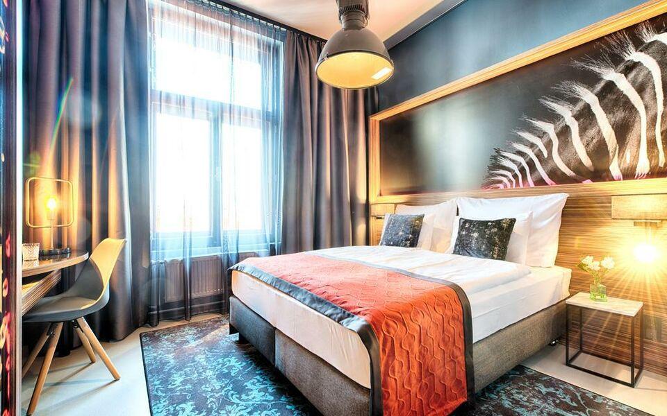 Nyx prague a design boutique hotel prague czech republic for Unique accommodation prague
