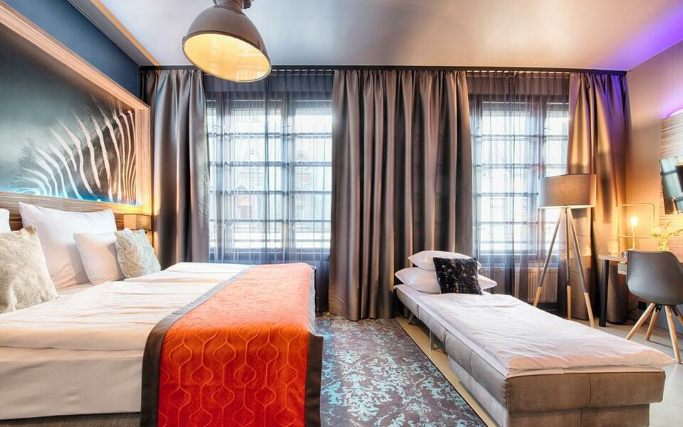 Nyx prague a design boutique hotel prague czech republic for 986 design hotel prague