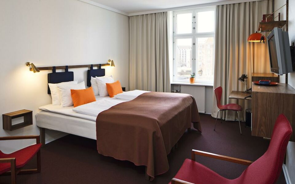 Hotel Alexandra Copenhagen Reviews
