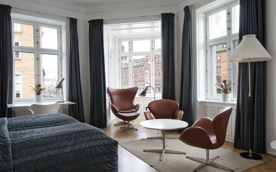 Hotel Alexandra A Design Boutique Hotel Copenhagen Denmark