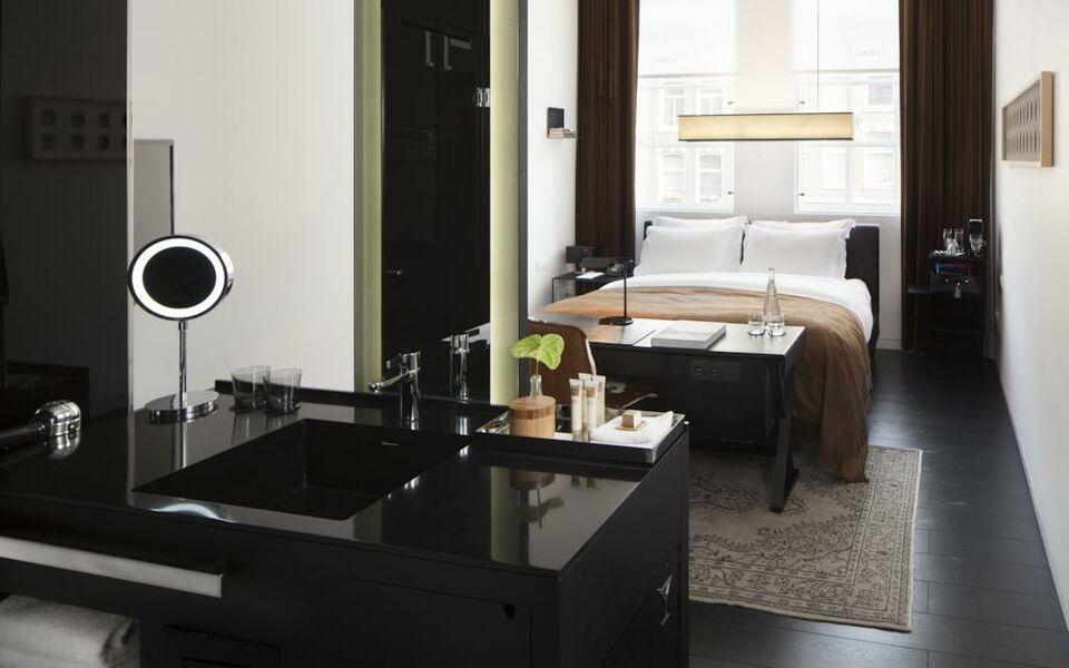 Sir albert hotel a design boutique hotel amsterdam for Design boutique hotels amsterdam