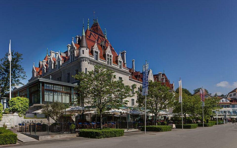 Hotel Lausanne Palace Adresse
