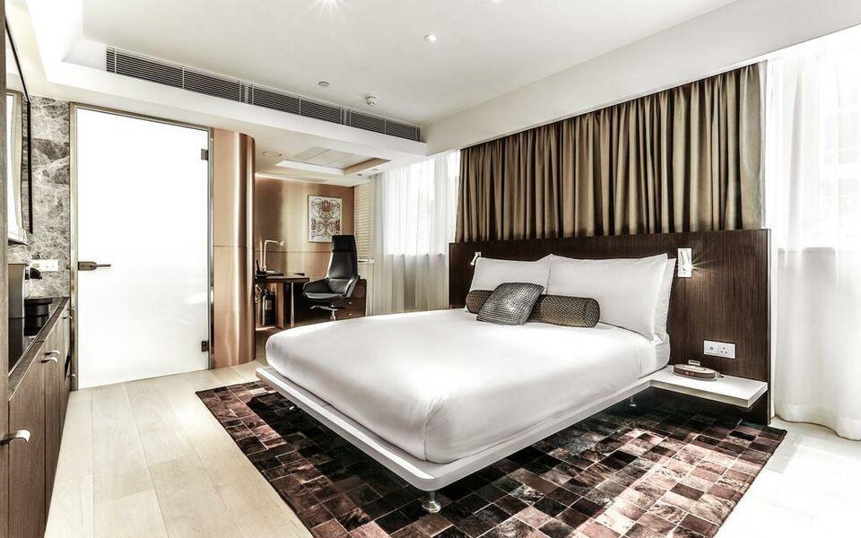 Ovolo central a design boutique hotel hong kong hong kong for Design hotel road