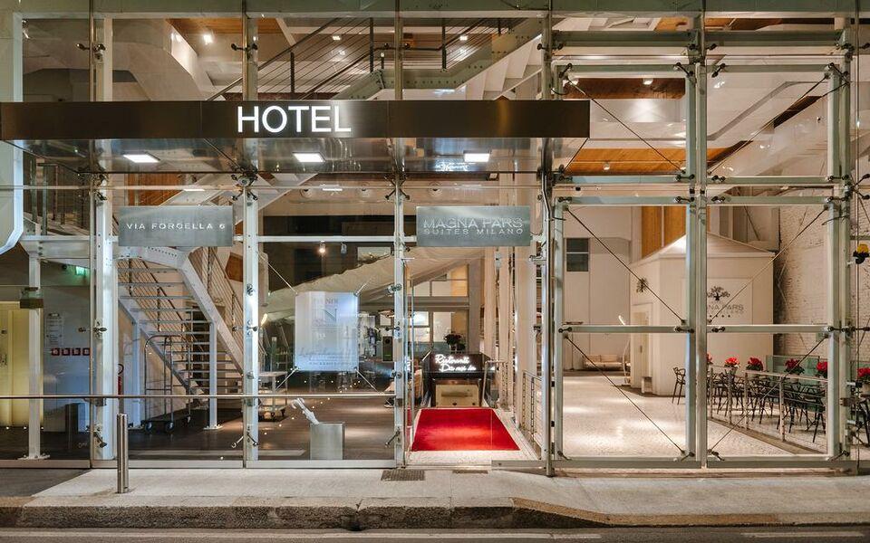 Hotel magna pars milan italie my boutique hotel for Boutique hotel milano navigli