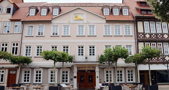 hotel zum l wen a design boutique hotel duderstadt germany