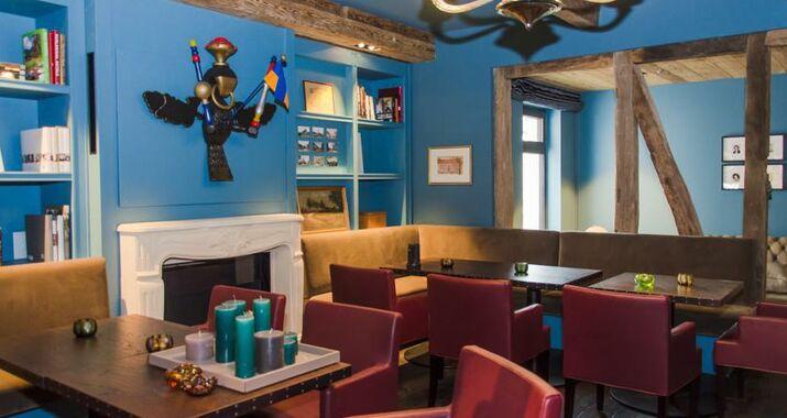 Hotel zum l wen a design boutique hotel duderstadt germany for Designhotel duderstadt